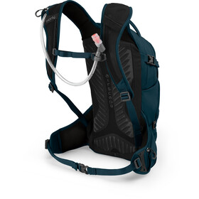 Osprey Raven 14 Hydration Backpack Women blue emerald